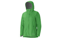 Marmot Woman&#039;s Strato Jacket bright grass